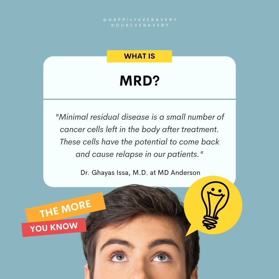 what is MRD