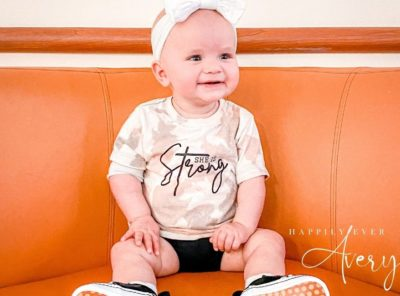 Happily Ever Avery // Trying to Lower her MRD: Minimal Residual Disease