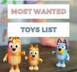2021 Holiday Most Wanted Toys List