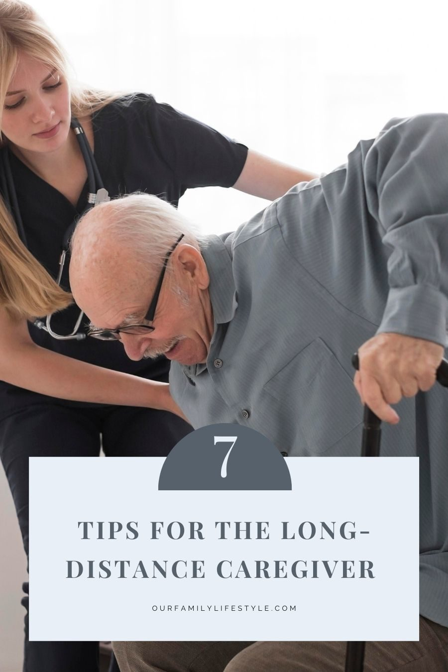 Going the Distance: 7 Tips for the Long-distance Caregiver