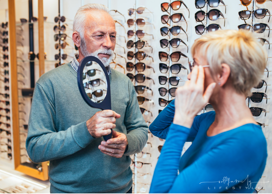 How to Avoid Age-Related Vision Problems