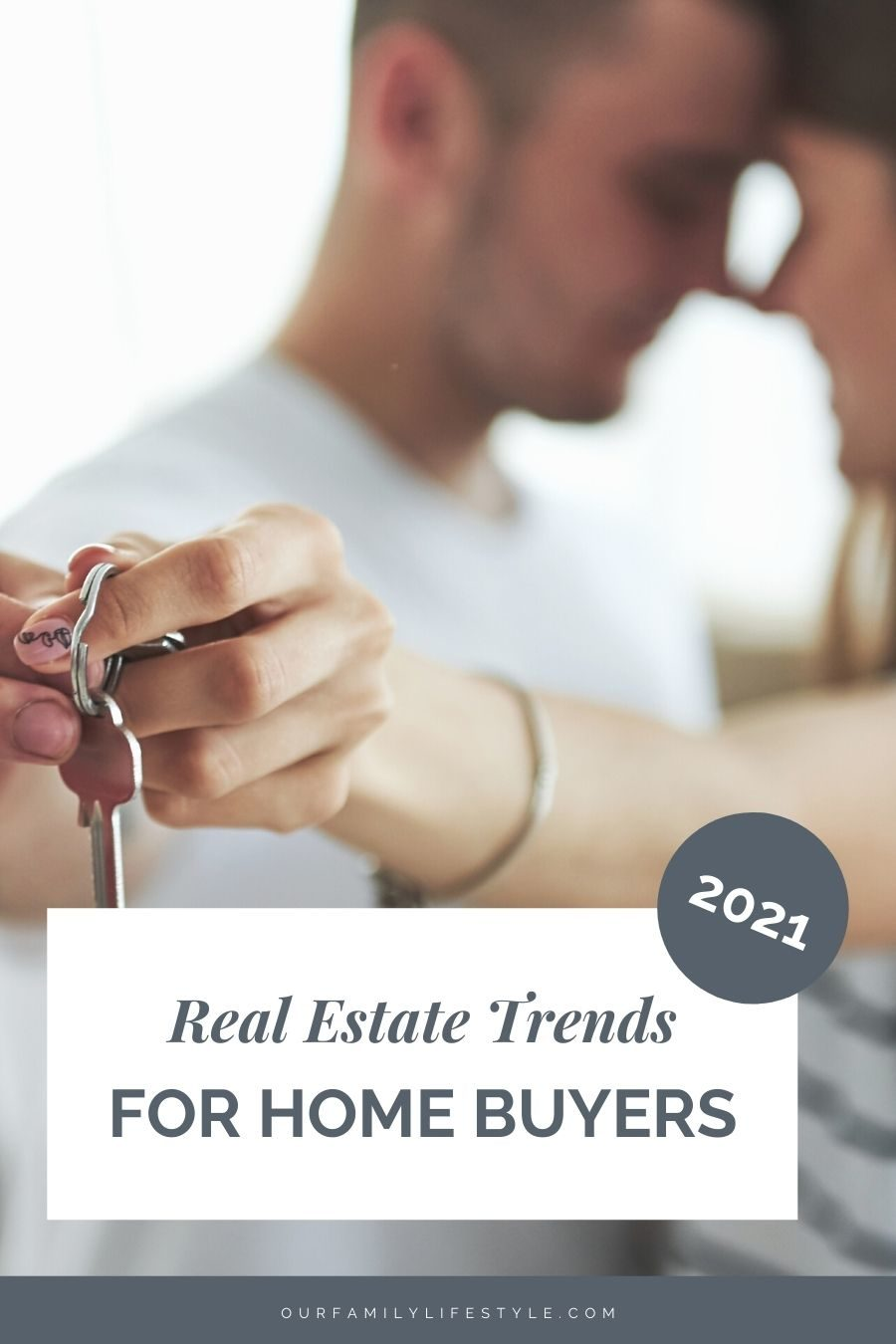Real Estate Trends for Home Buyers in 2021