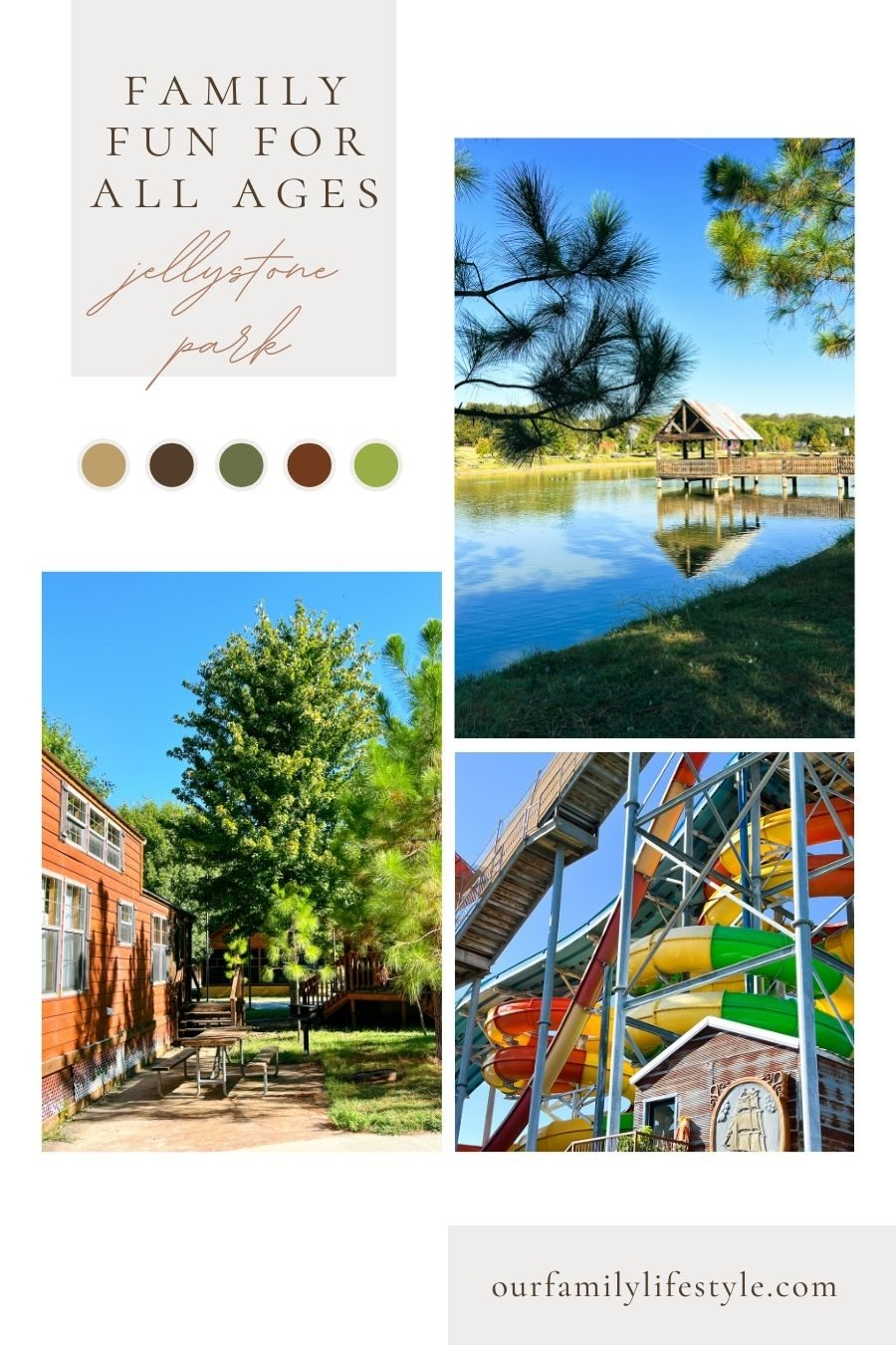 Family Fun for All Ages at North Texas Jellystone Park