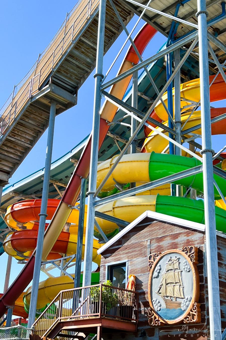 Jellystone waterpark